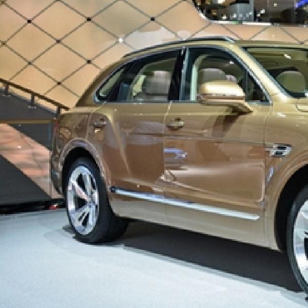 SUV Pertama Bentley akan Gendong Mesin Diesel