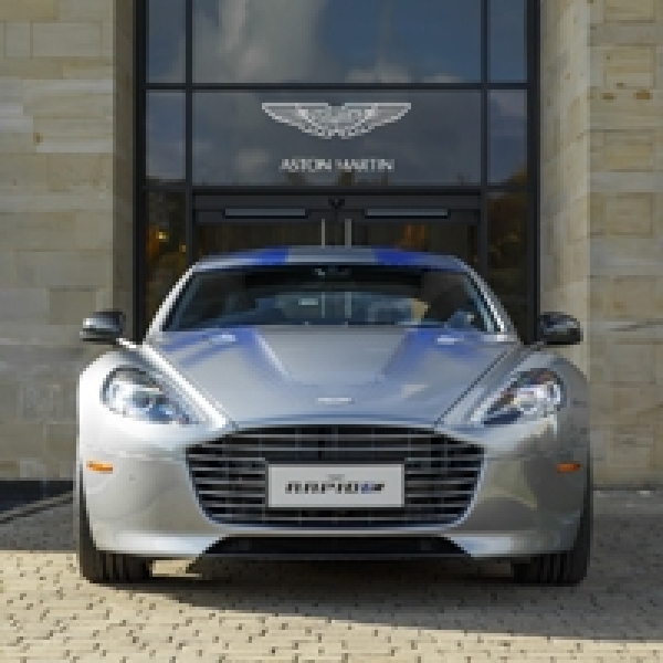 Aston Martin Ungkap Sedan Sport Electric