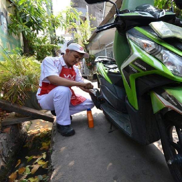 Honda Motor Sediakan Layanan Servis Berkala di Rumah