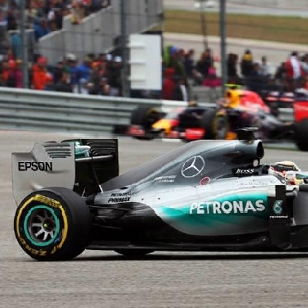 F1: Hamilton Sah Sebagai Juara Dunia 2015