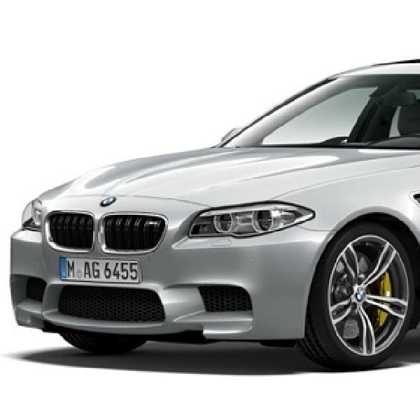 BMW M5 Pure Metal Edition Hanya di Produksi 20 Unit
