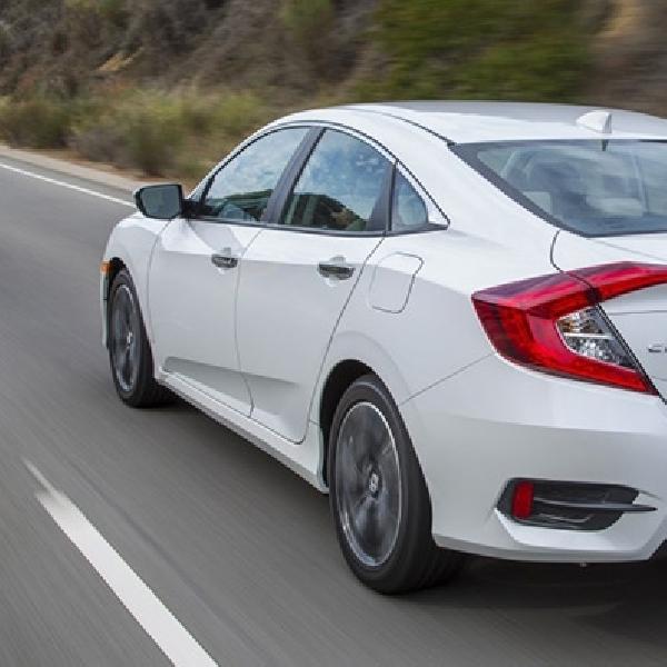 Honda Civic Generasi ke-10 Akan Pakai Mesin 1.0-liter VTEC Turbo