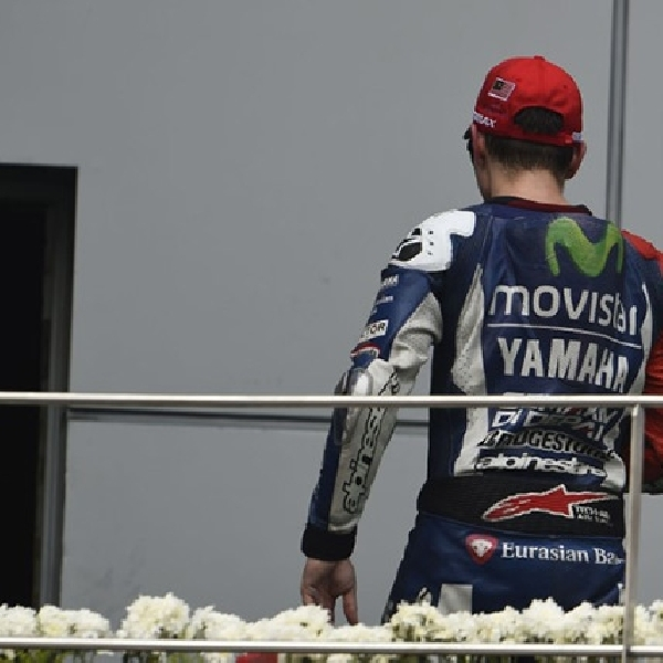 MotoGP: Inilah Alasan Lorenzo Tinggalkan Podium