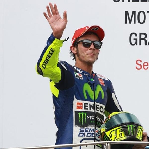 MotoGP: Rossi Tuding Marquez Ingin Balas Dendam