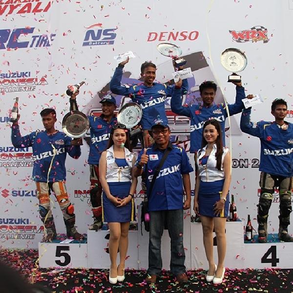 Suzuki Indonesia Challenge Season 2 Hebohkan Makassar