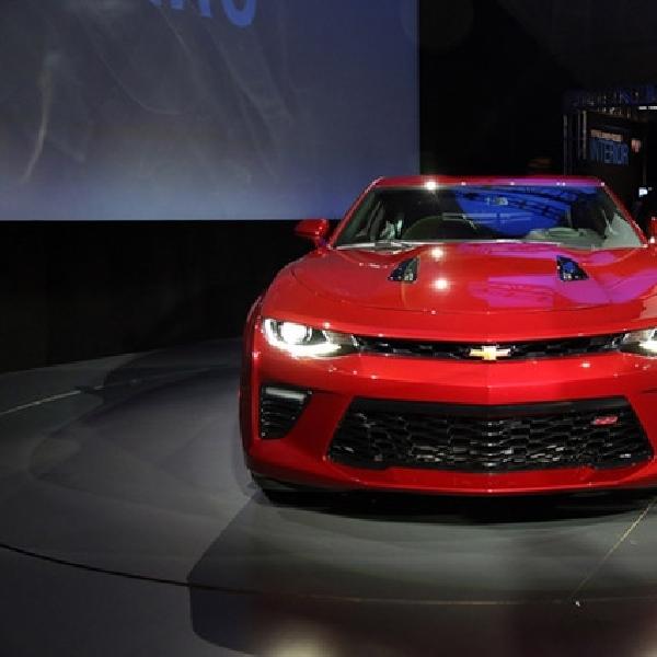 Generasi Keenam Chevrolet Camaro Akan Beredar Dipasaran