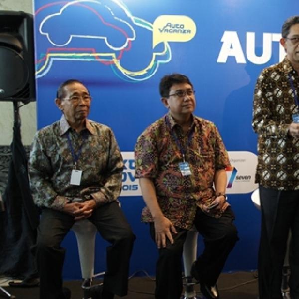 Jakarta Auto Show 2015 Resmi Dibuka