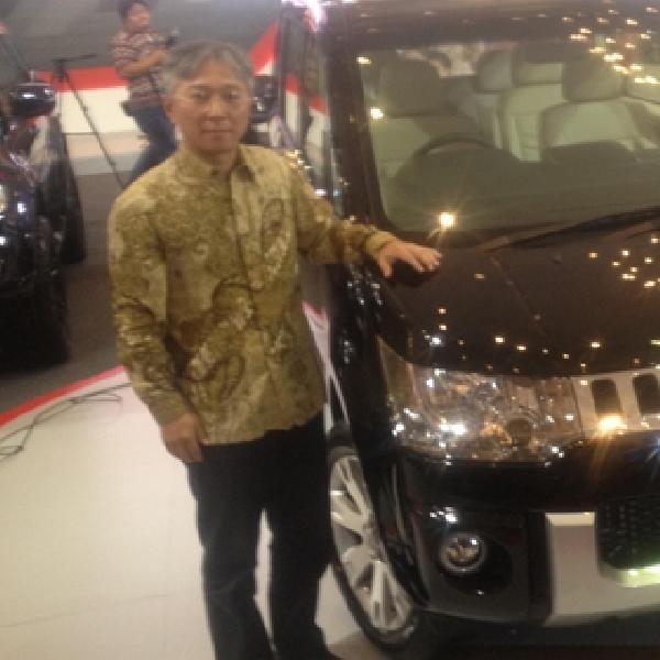 Mitsubishi Delica Royal Resmi Meluncur di Jakarta