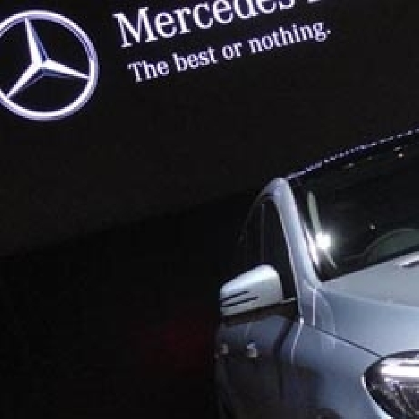 Mercedes-Benz GLE 400 AMG Coupe Padukan Coupe dan SUV