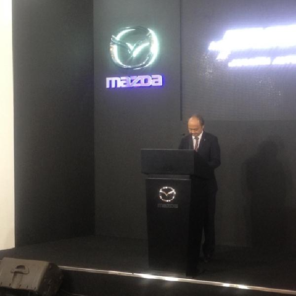 Mazda Sabet Penghargaan J.D. Power Asia Pasific 2015