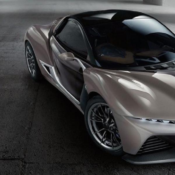 Sport Ride Concept - Mobil Konsep Pertama Yamaha