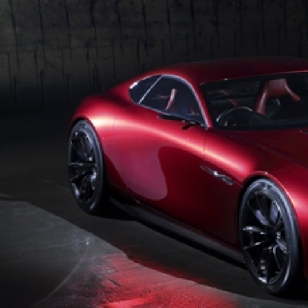 Mazda RX-Vision Muncul Perdana di Tokyo Motor Show 2015