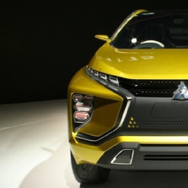 Tampilan Konsep Mitsubishi eX Semakin Elegan