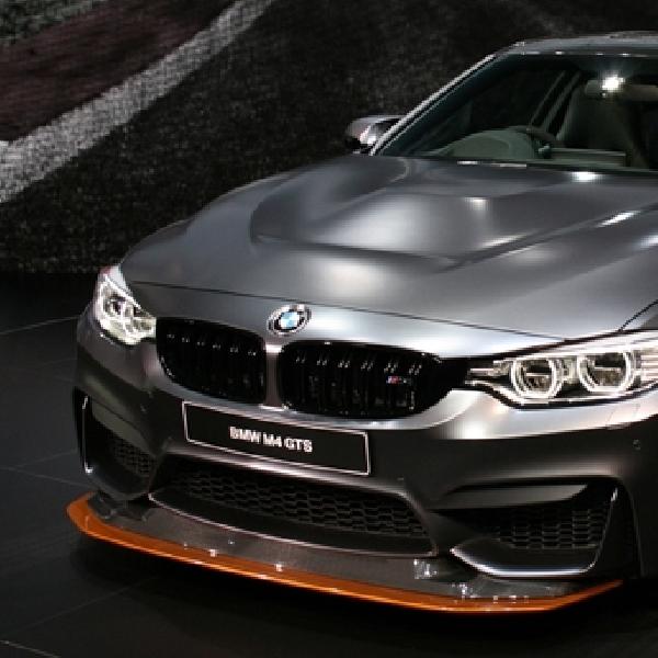 BMW M4 GTS Lakukan Debut Perdana di Tokyo Motor Show 2015