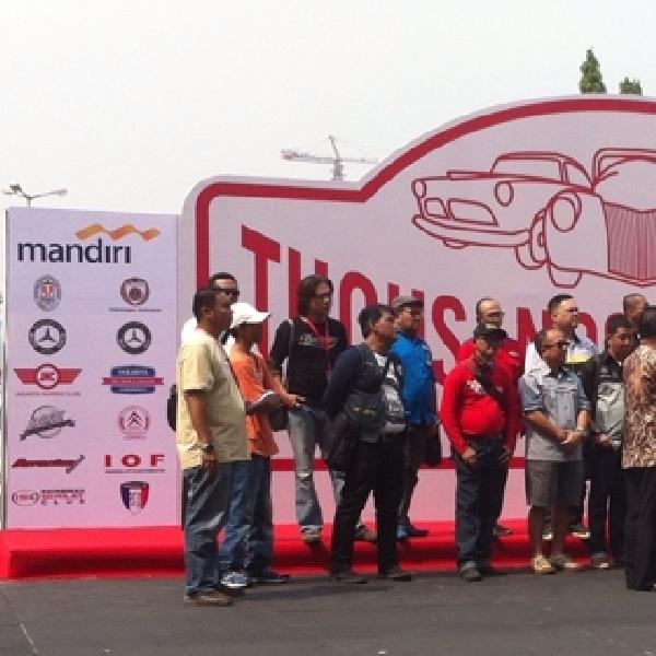 POS 2015 Pestanya Komunitas Otomotif di Jawa Timur