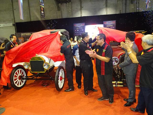 Car Show 2015 >> Iims 2015 Otoblits Indonesia Classic Car Show 2015 Dibuka