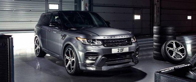 Range Rover Overfinch >> Paket Modifikasi Range Rover Kreasi Overfinch
