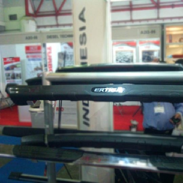 Rear Bumper Guard Ertiga