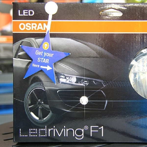 Osram LED Riving F1