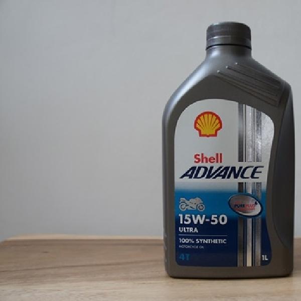 Shell Advance Ultra Terbaru Berbahan Gas Alam