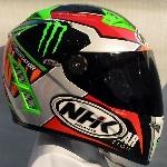 Helm NHK Custom