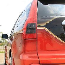 Rear lamp masih menggunakan parts asli Honda CR-V