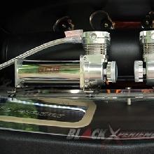 Perangkat pendukung kompresor air suspension
