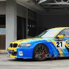 BMW E46 WTCC Lupromax