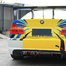 Tampang belakang BMW E46 WTCC Lupromax