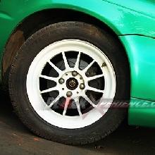 Velg multi wheel JDM R15