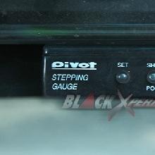 Stepping gauge Pivot