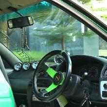 Ruang kabin Suzuki Baleno 2000 cc
