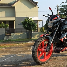 Modifikasi ala Honda CBR600