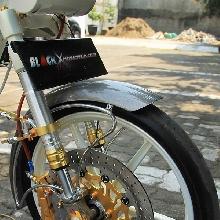 Honda Megapro Classic Style
