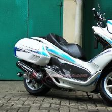 Honda PCX 150 Tampil Sporty Elegan