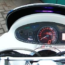Speedometer Dengan Illuminati Colours