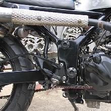 Rangka Masih Adopsi Milik Kawasaki Ninja