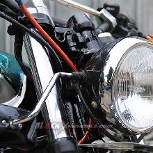 Lampu Oval Khas Ninja 150R