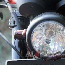 Haed Lamp Kristal Custom