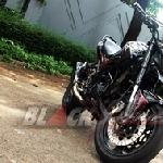 Modifikasi Kaki-kaki Honda CB150