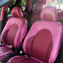 Leather seat MB Tech