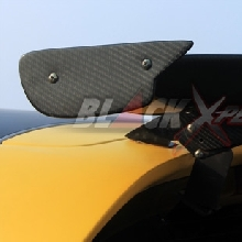Rear wing carbon GT J's