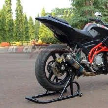 Yamaha Vixion Street Fighter Transformer