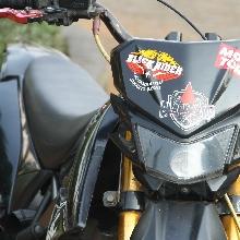 Headlamp Kawasaki KLX