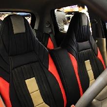 Jok dan interior full MB Tech Carrera by Vertue