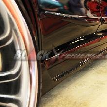 Side skirt Datsun Ver1