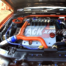 VR4 Engine with dressup