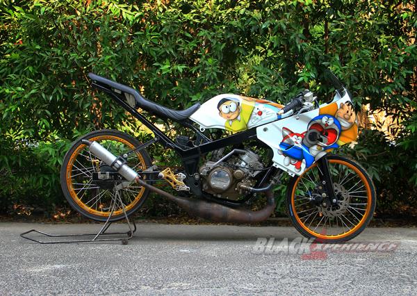 Kawasaki Ninja 150R Lansiran 2009 by Jabs Speed Shop