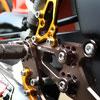 CBR 250 Potong Rangka Demi Tema GP Style