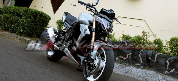 Street Fighter Jadi Inspirasi Dennies Modif Byson